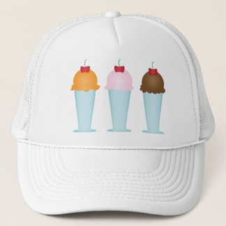 Ice Cream Parlor Trucker Hat