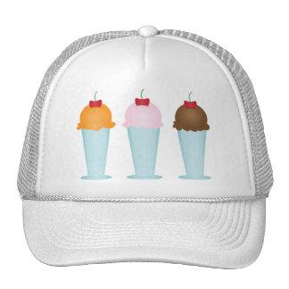 Ice Cream Parlor Trucker Hats