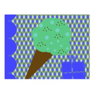 Ice Cream Party! Postcard