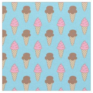 Ice Cream Pattern, Fun Summer Fabric
