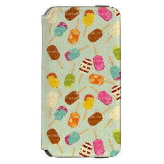 Ice Cream Pattern Incipio Watson™ iPhone 6 Wallet Case
