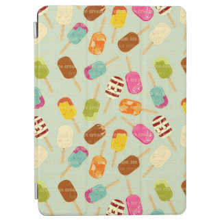 Ice Cream Pattern iPad Air Cover