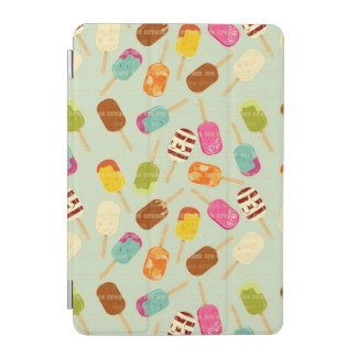 Ice Cream Pattern iPad Mini Cover