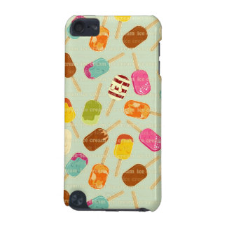 Ice Cream Pattern iPod Touch 5G Covers