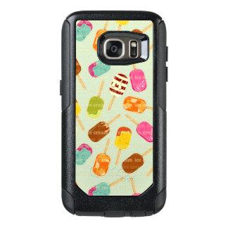 Ice Cream Pattern OtterBox Samsung Galaxy S7 Case