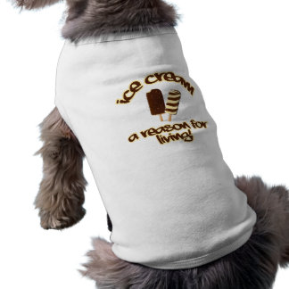 Ice Cream pet clothing
