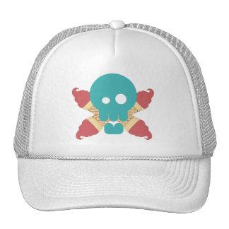 ICE CREAM PIRATE Trucker Hat