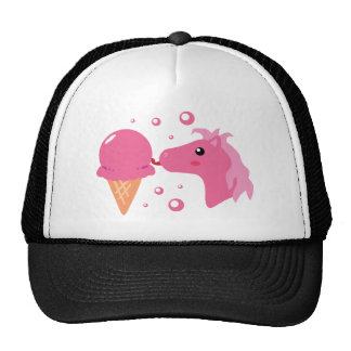 Ice Cream Pony Cap