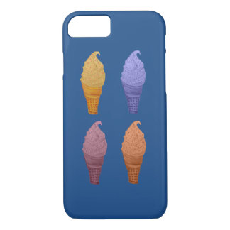Ice Cream Pop Art iPhone 7 Case