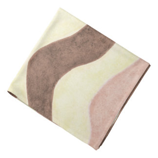 Ice Cream Print Kerchiefs