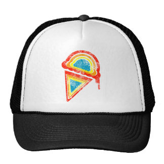 ice cream rainbow dripz cap