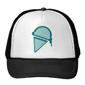 ice cream retro dripz trucker hat