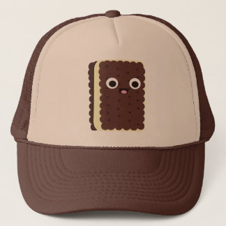 Ice Cream Sandwich Trucker Hat