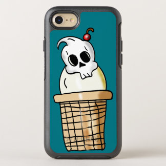 Ice Cream Skull Cone OtterBox Symmetry iPhone 8/7 Case