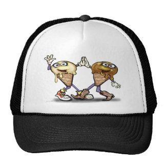 Ice Cream Social Mesh Hat