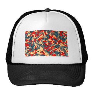 Ice Cream Sprinkles Hats