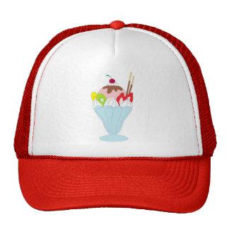 Ice Cream Sundae Cap
