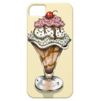 Ice Cream Sundae iPhone 5 Case