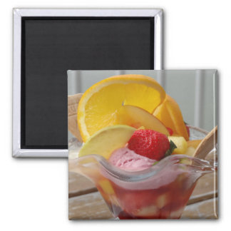 Ice Cream Sundae magnets