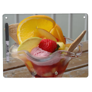 Ice Cream Sundae message board Dry Erase Whiteboards