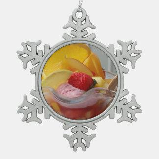 Ice Cream Sundae ornament