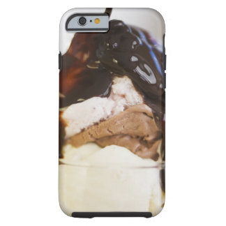Ice cream sundae tough iPhone 6 case