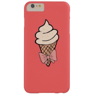 Ice Cream Sweet Barely There iPhone 6 Plus Case