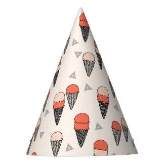 Ice Cream Sweet Summer Tropical / Andrea Lauren Party Hat