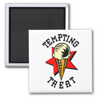 Ice Cream Tempting Treat Magnet
