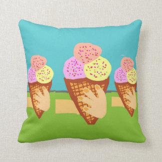 ice cream tentation cushion