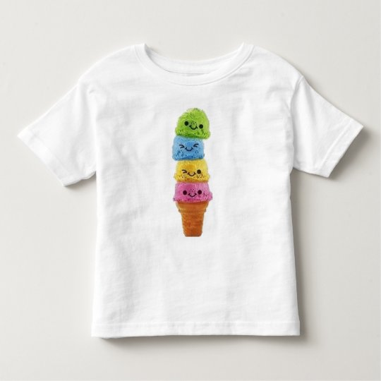 ice cream toddler T-Shirt