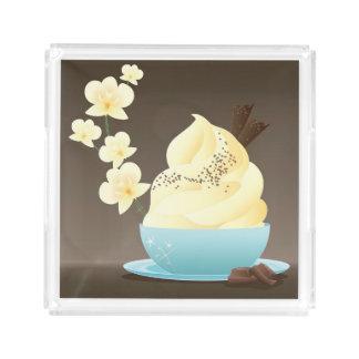 Ice Cream Treat Acrylic Tray