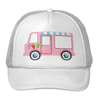 Ice Cream Truck Cap