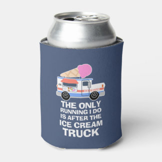 Ice Cream Truck Workout Can Cooler