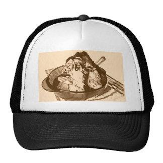 Ice Cream Vintage Trucker Hat