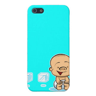 ICE CUBE ICE CUBE BABY CASE FOR iPhone 5/5S