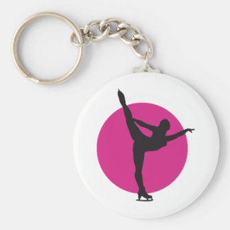 ice dance key ring