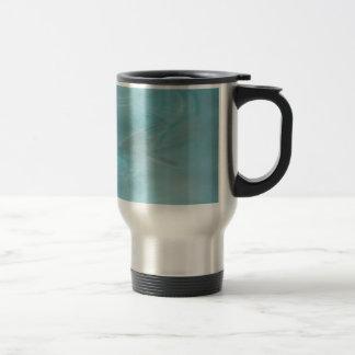 """Ice"" Dark Competition Stainless Steel Travel Mug"