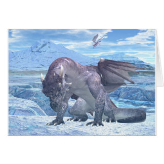 Ice Dragon Cards
