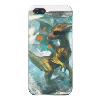 Ice dragon for iphone4 cases for iPhone 5