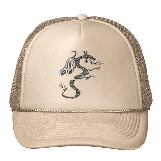 Ice Dragon Trucker Hats