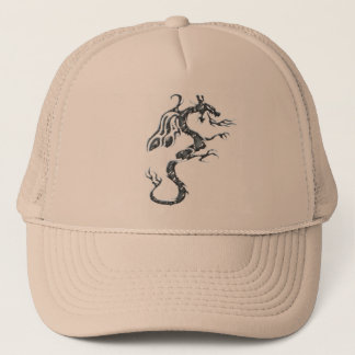 Ice Dragon Trucker Hat