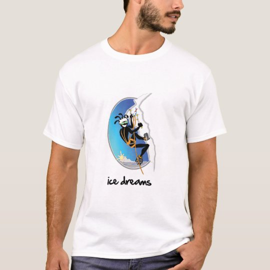 """Ice Dreams"" T-Shirt"