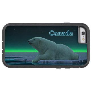 Ice Edge Polar Bear Tough Xtreme iPhone 6 Case