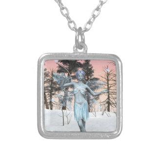 Ice Fairy Pendant