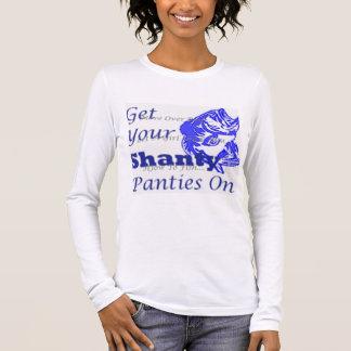 Ice Fishing Womens Long Sleeve Long Sleeve T-Shirt