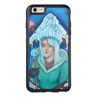 Ice Forest Queen Otterbox Case