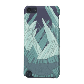 Ice Fortress iPod Touch (5th Generation) Cases