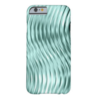Ice Green Curved Glass iPhone 6 Barely There iPhone 6 Case