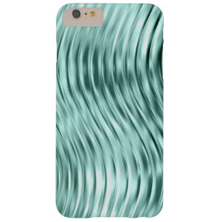 Ice Green Curved Glass Printed Barely There iPhone 6 Plus Case
